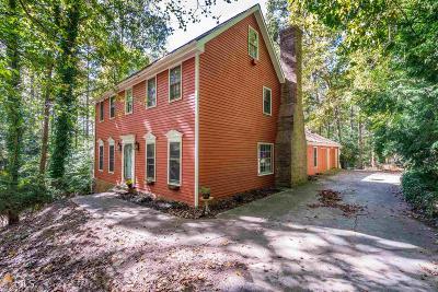 Monroe, Social Circle, Loganville Single Family Home For Sale: 2183 Laurel Gate