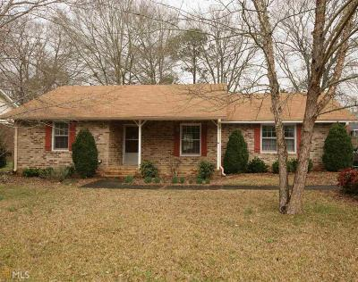 Griffin Single Family Home Under Contract: 307 Gail Dr