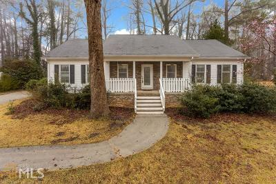 Austell Single Family Home New: 1984 Arnold Dr