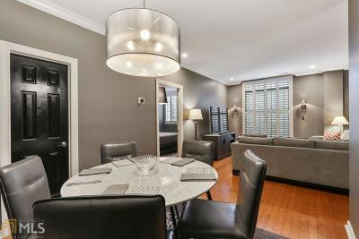 Single Family Home New: 1421 Peachtree St #104