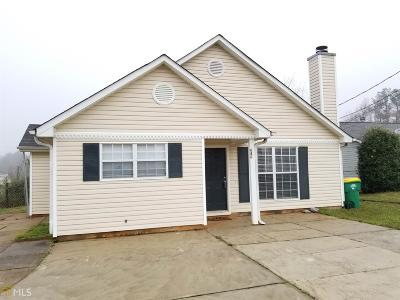 Forest Park Single Family Home New: 686 Morrow Rd
