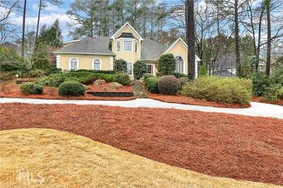 Marietta Single Family Home New: 1987 River Forest Dr