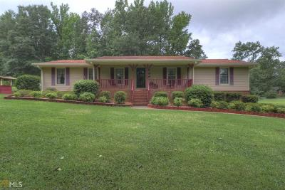 Fayetteville Single Family Home For Sale: 872 Highway 92 N