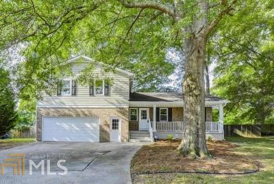 Snellville Single Family Home New: 2943 Brooks #29