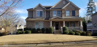Flowery Branch Single Family Home Contingent With Kickout: 7926 Sleepy Lagoon Way