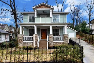 Atlanta Single Family Home New: 51 Warren St