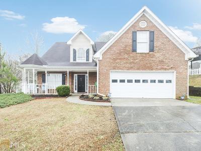 Lawrenceville Single Family Home New: 553 Savannah Rose Way
