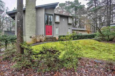 Stone Mountain Single Family Home New: 5212 Rosser Rd