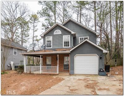 Norcross Single Family Home New: 4657 Warners Trl