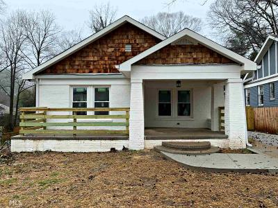 Sylvan Hills Single Family Home For Sale: 1517 Sylvan