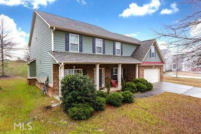Austell Single Family Home New: 6070 Stonebrook Ln