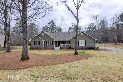 Fayetteville Single Family Home New: 155 Stoneridge Way