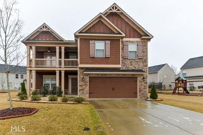 Powder Springs Single Family Home New: 4345 Wood Cove Walk