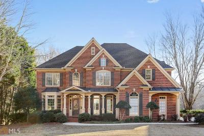 Alpharetta Single Family Home New: 370 Lake Manor Trce