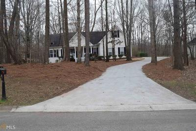 Braselton Single Family Home Under Contract: 69 Venture Ct