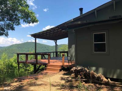 Toccoa Single Family Home For Sale: 909 Yonah Lake Cir