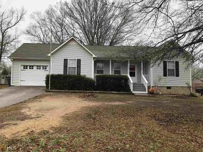 Barnesville Single Family Home New: 106 Edgewood Cir