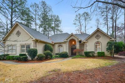 Alpharetta Single Family Home New: 5160 Southlake Drive