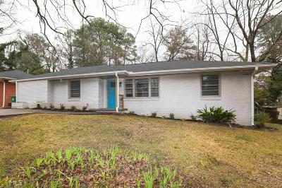 Decatur Single Family Home New: 1996 Laurel Lane