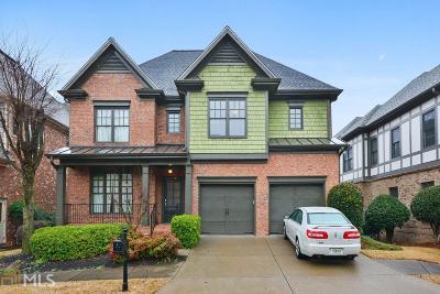 Alpharetta Single Family Home New: 11641 Parkside Ave