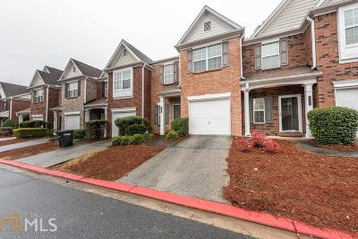 Kennesaw Condo/Townhouse New: 2343 Heritage Park Circle NW