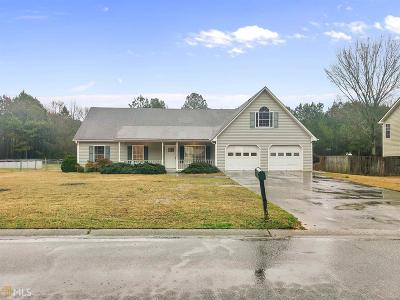 Cartersville Single Family Home New: 38 Bishop Mill Drive NW