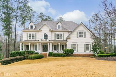 Alpharetta Single Family Home New: 1475 Rolling Links Dr