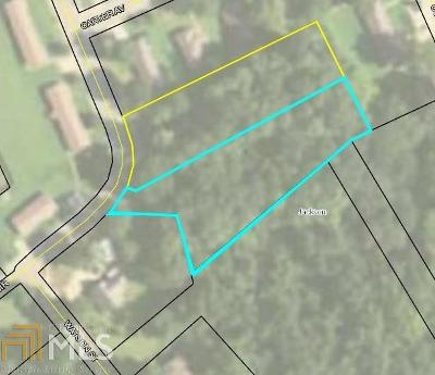 Jackson Residential Lots & Land For Sale: Oakland Cir