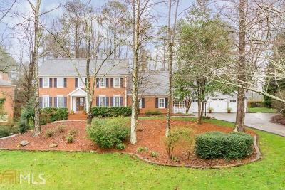 Marietta Single Family Home New: 4381 Karls Gate Drive