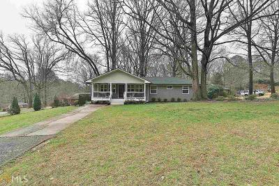 Decatur Single Family Home New: 1050 N Hills Drive E