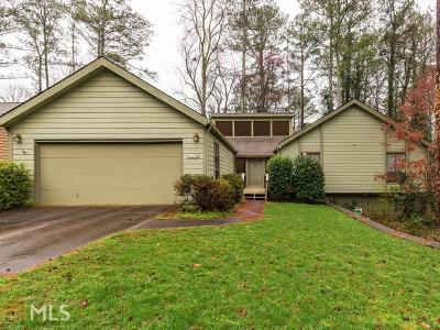 Roswell Single Family Home New: 1135 Trailmore Drive