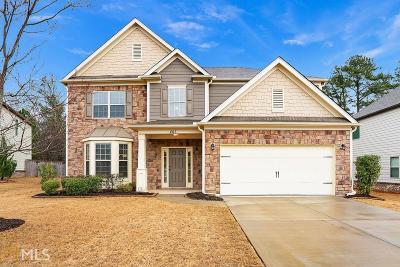 Alpharetta Single Family Home New: 465 Meadow Hill Drive