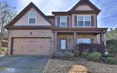 Sugar Hill Single Family Home New: 6076 Barker Landing