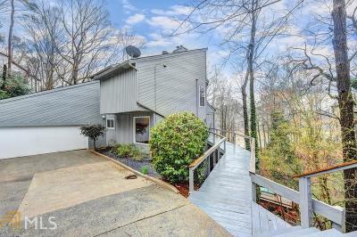 Sandy Springs Single Family Home New: 9445 Huntcliff Trace