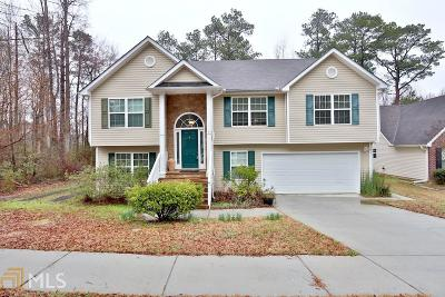 Loganville Single Family Home New: 4324 Virgil Moon Crossing