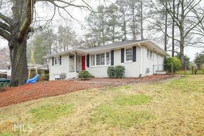 Marietta GA Single Family Home Sold: $275,000