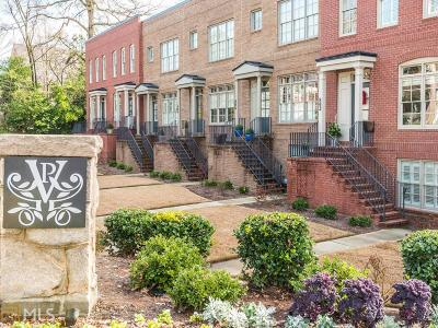 Atlanta Condo/Townhouse New: 806 Virginia Park Circle NE