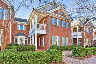 Roswell Condo/Townhouse New: 8420 Parker Place