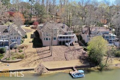 Alpharetta Single Family Home For Sale: 3810 Schooner Ridge