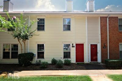Roswell Condo/Townhouse New: 128 Old Ferry Way