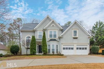Alpharetta Single Family Home Under Contract: 5505 Kennemore Dr