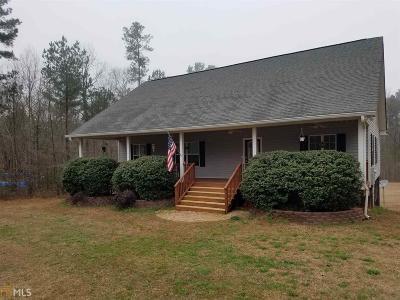 Barnesville Single Family Home New: 452 Ingram Road
