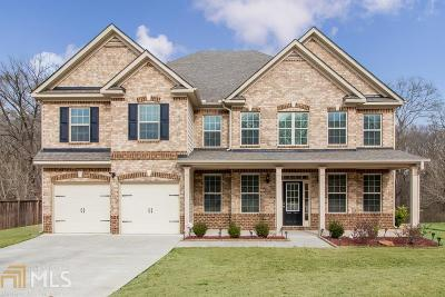 Braselton Single Family Home New: 956 Sienna Ridge
