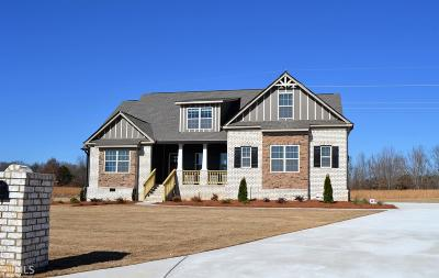 Butts County Single Family Home Sold: 109 Dove Dr #3