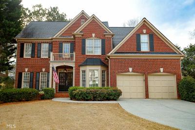 Johns Creek Single Family Home Under Contract: 10682 Glenleigh Dr