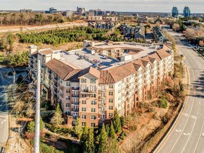 Atlanta Condo/Townhouse New: 901 Abernathy Rd #5140