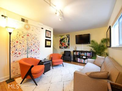 City Heights Condo/Townhouse Under Contract: 381 Ralph McGill Blvd #C