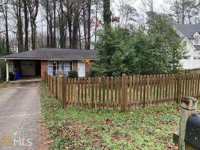 Brookhaven Single Family Home New: 2653 Winding Lane NE