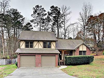 Marietta Single Family Home New: 4939 Olde Mill Dr