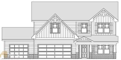Sugar Hill Single Family Home New: 5427 Sycamore Road